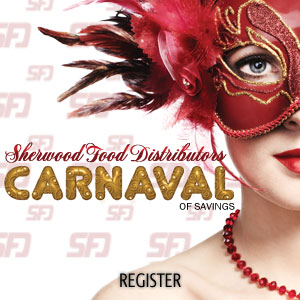 Sherwood Food Distributors 2014 Food Show Registration