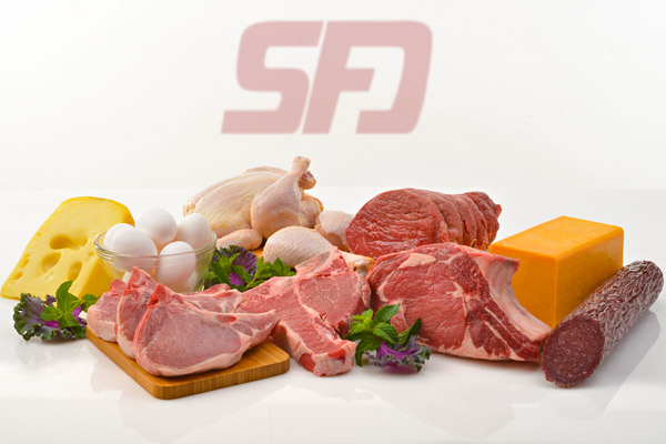 Full line of Meat Products