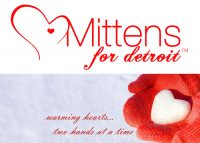 Mittens for Detroit Sherwood