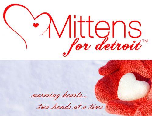 Sherwood Mittens for Detroit Fundraiser