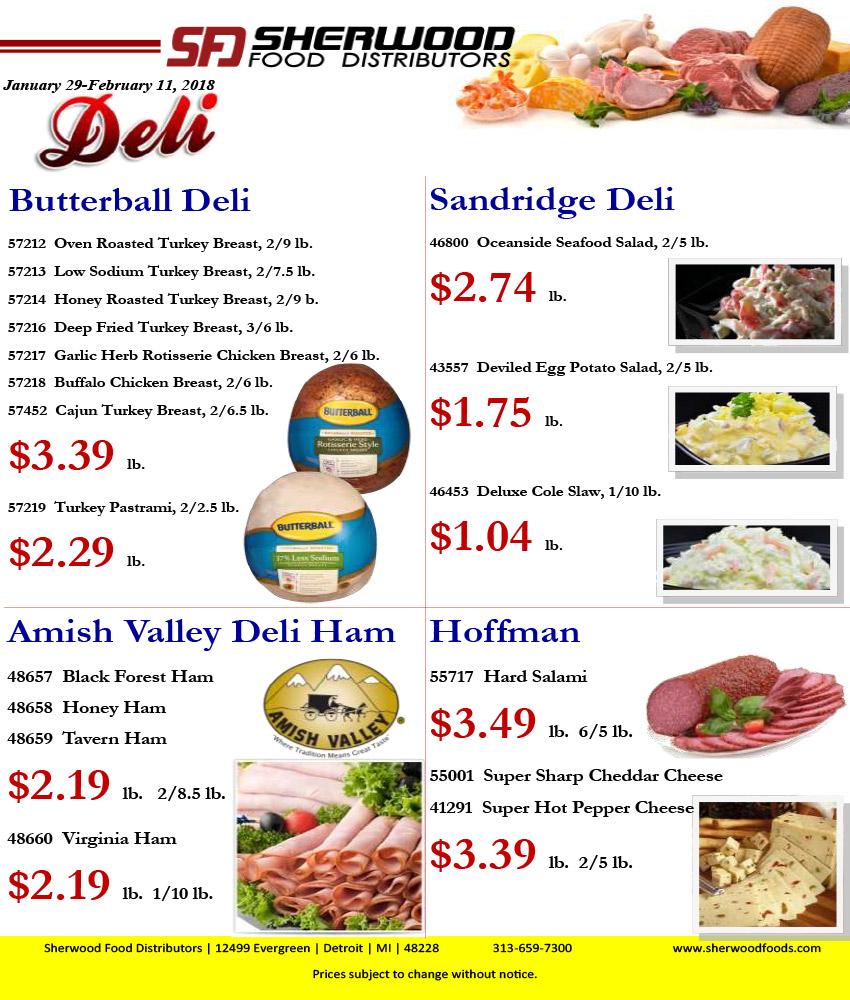Food Service Distributors In Illinois