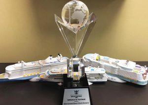 Sherwood Food Distributors Named Royal Caribbean Supplier Of The Year