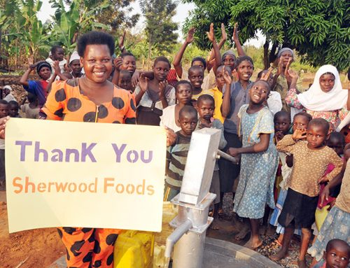 Sherwood Helps Bring Water To East Africa