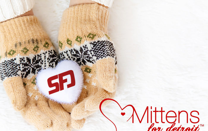 Sherwood Mittens for Detroit 2018